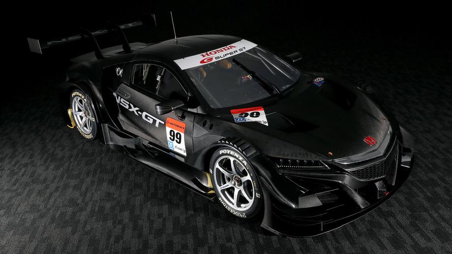 La nouvelle Honda NSX GT à l'assaut du championnat Super GT