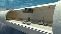 Norway underwater tunnel
