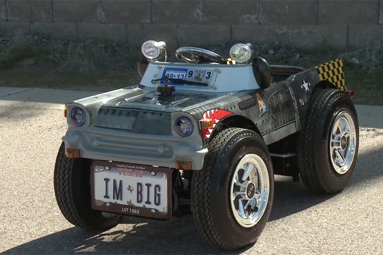 Surprise! The Smallest Car in the World Isn't a Peel P50