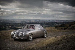 Special Mark 2 Created by Jaguar's Design Director Going Into Production [w/Video]