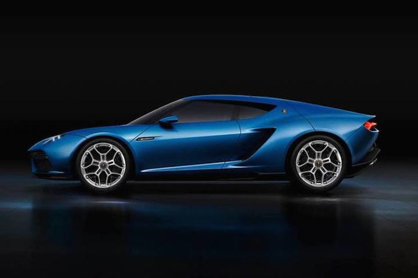 The Lamborghini Asterion Hybrid Won't Actually Be Built