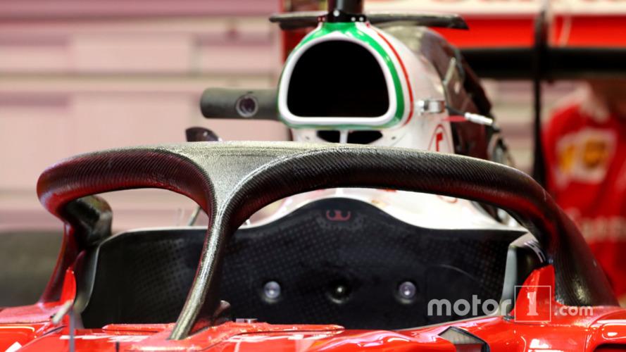 Ferrari's Halo 2 makes public appearance in Austria