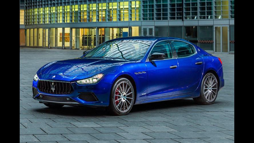 Maserati Ghibli restyling, tecnologia e personalizzazioni