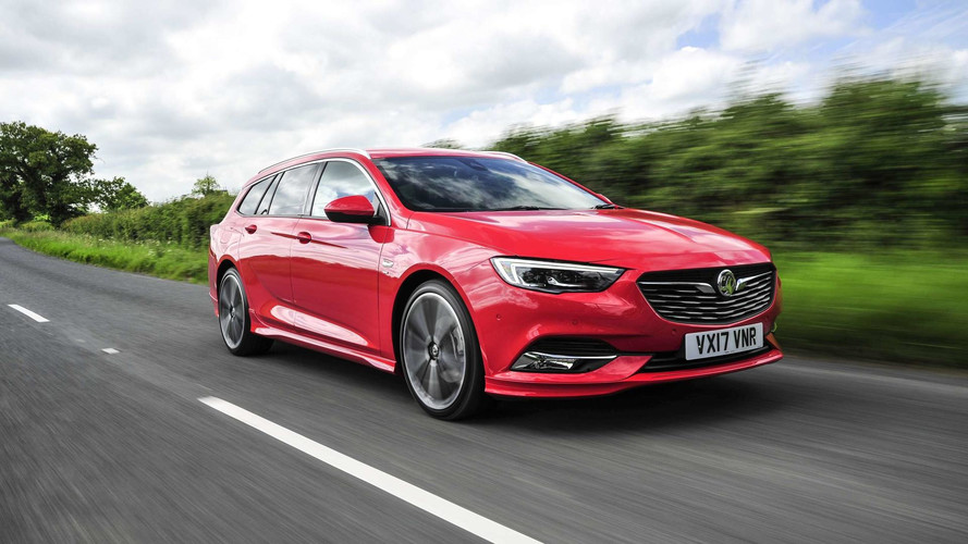 2017 Vauxhall Insignia Sports Tourer Review: Looks Good Value