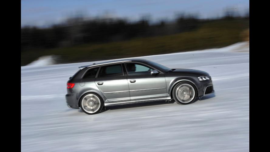 Audi RS3: elogio della follia