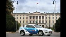 Mazda RX-8 Hydrogen debutta in Norvegia
