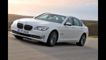BMW Serie 7 restyling