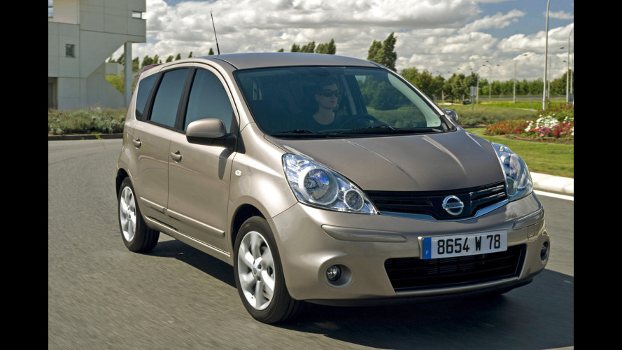 Nissan ECO Micra RDS ed ECO Note