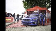 Subaru WRX STI: Mark Higgins nel record all'Isola di Man