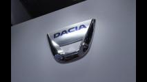 Dacia al Salone di Parigi 2012
