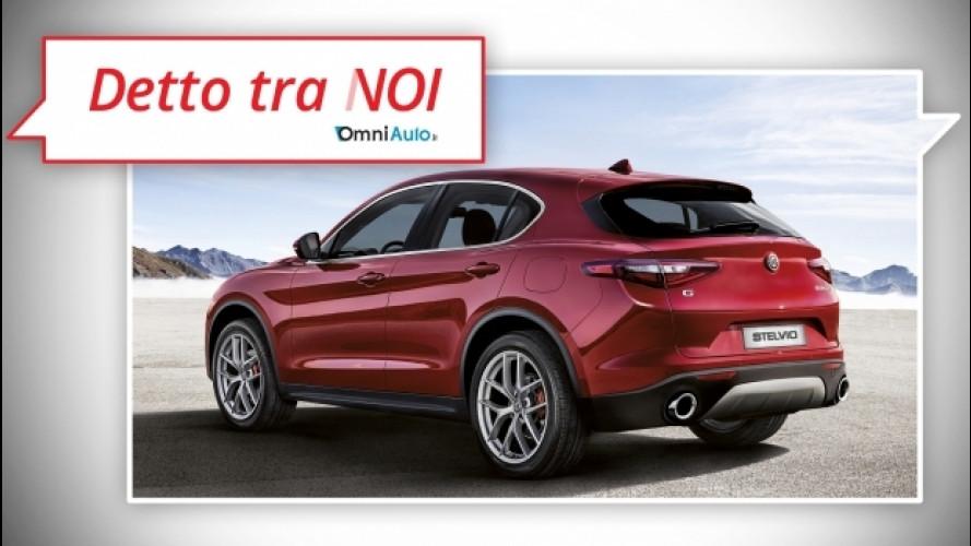 Alfa Romeo Stelvio, la 2.0 Turbo sfida le concorrenti