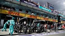 Vettel se beneficia de Safety Car e vence na Austrália