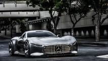 2013 Mercedes AMG Vision Gran Turismo