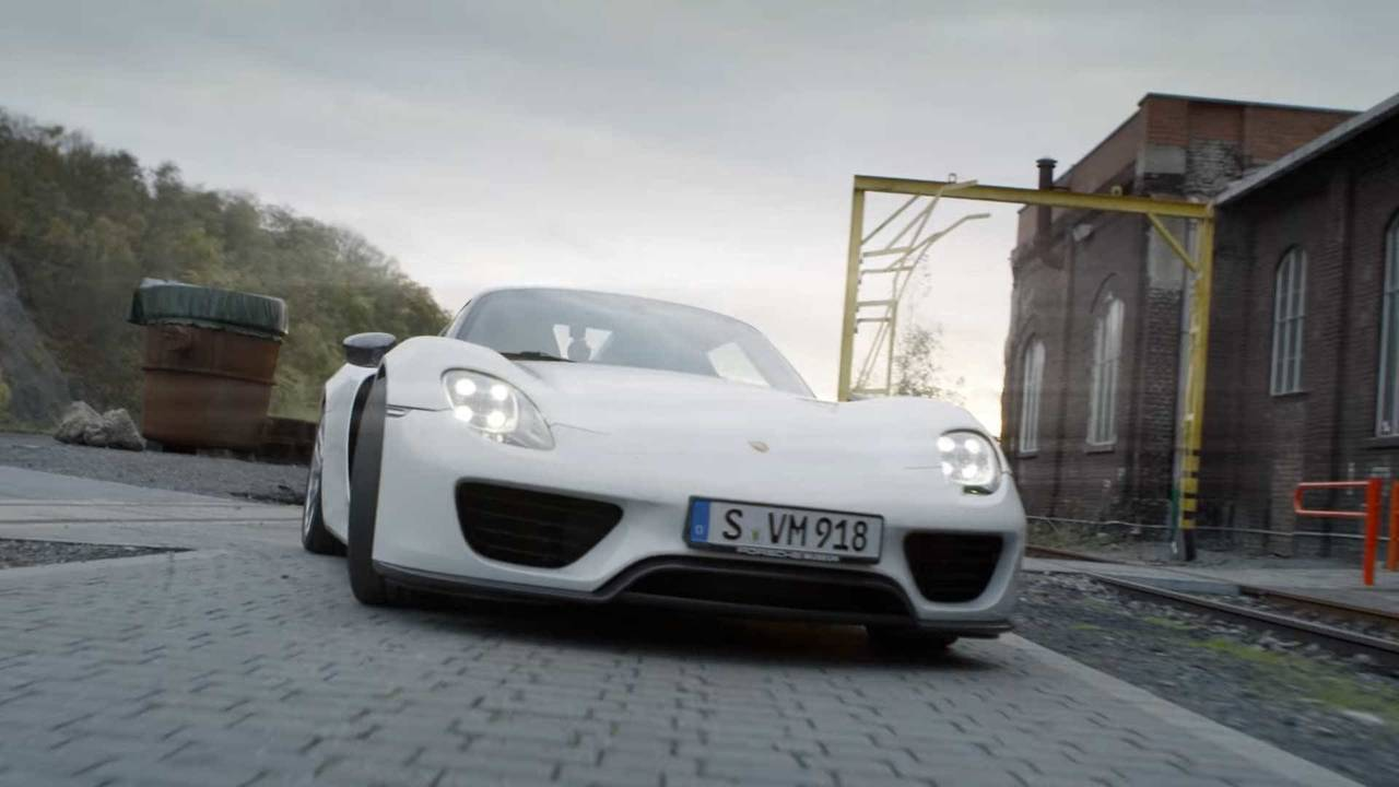 Porsche Top 5 Teaser Photos