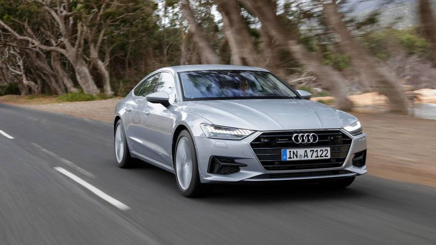 2018 Audi A7 First Drive: Pretty, Functional, Pretty Functional