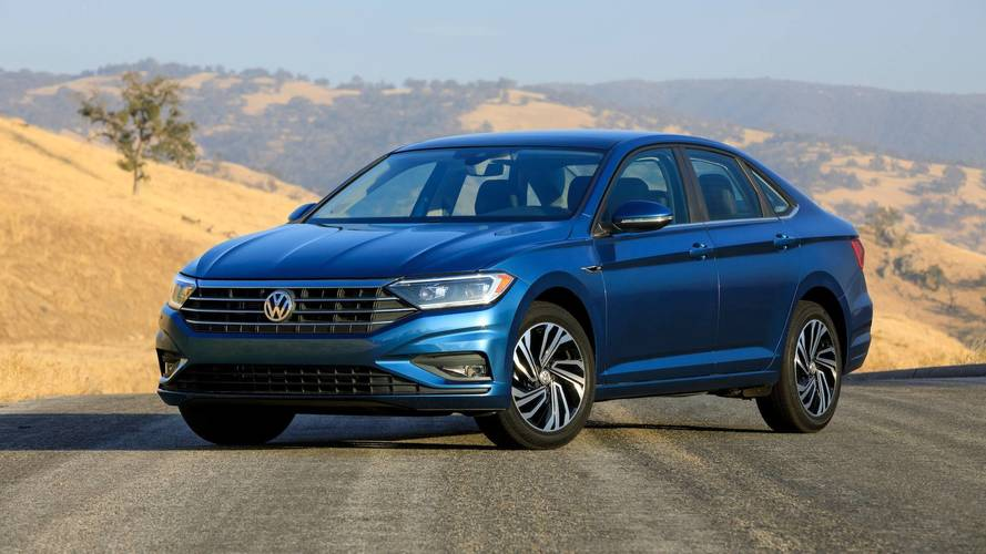 2019 VW Jetta Is $100 Cheaper Than The Outgoing Model