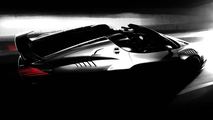 Italdesign celebra su aniversario con el nuevo Zerouno Roadster