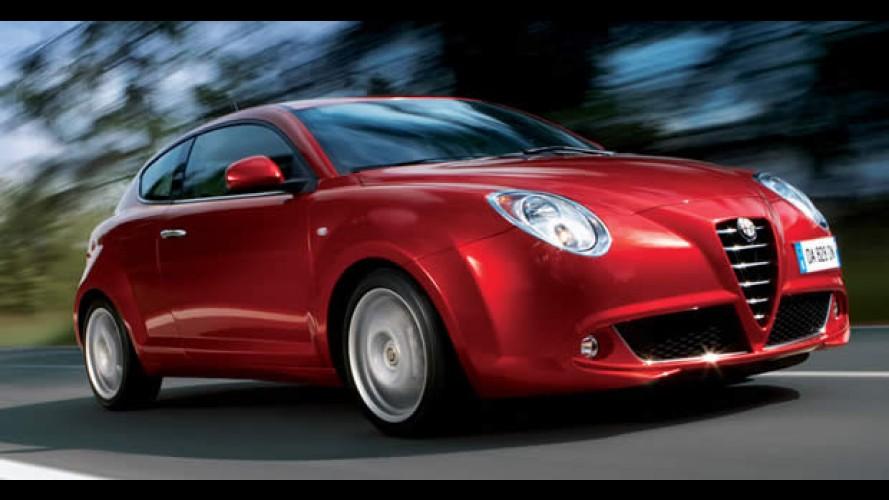 Alfa Romeo Mi.To é lançado na Argentina com preço equivalente a R$ 70 mil