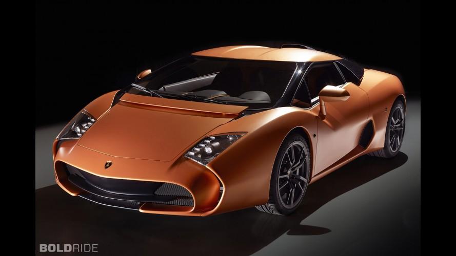 Lamborghini Zagato 5-95