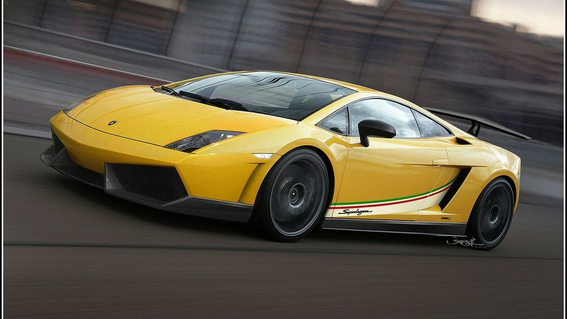 Good Lamborghini Gallardo LP570 4 Superleggera Further Details And Renderings  Surface