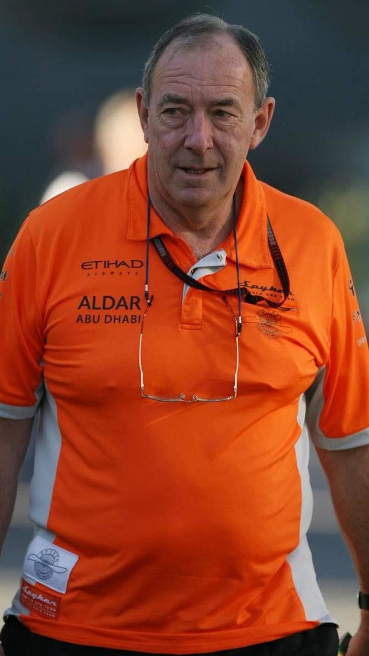 Ian Phillips (GBR) Spyker Commercial Director, Italian Grand Prix, 07.09.2007 Monza, Italy