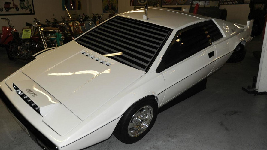 Restored Lotus Esprit submarine from The Spy Who Loved Me on eBay for $1 million