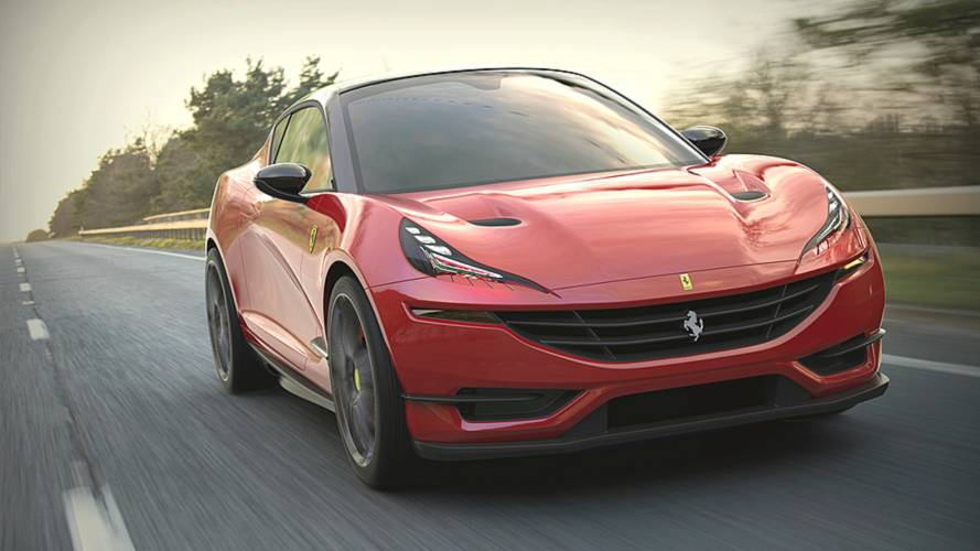 Could the Ferrari SUV also lead to a hot hatchback?