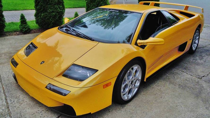 Lamborghini Diablo Replica from Craigslist