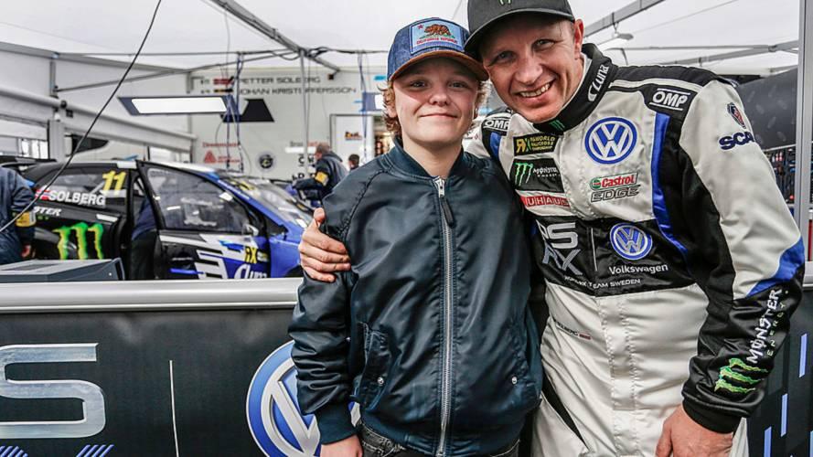 Sixteen Year Old Set For World Rallycross Debut