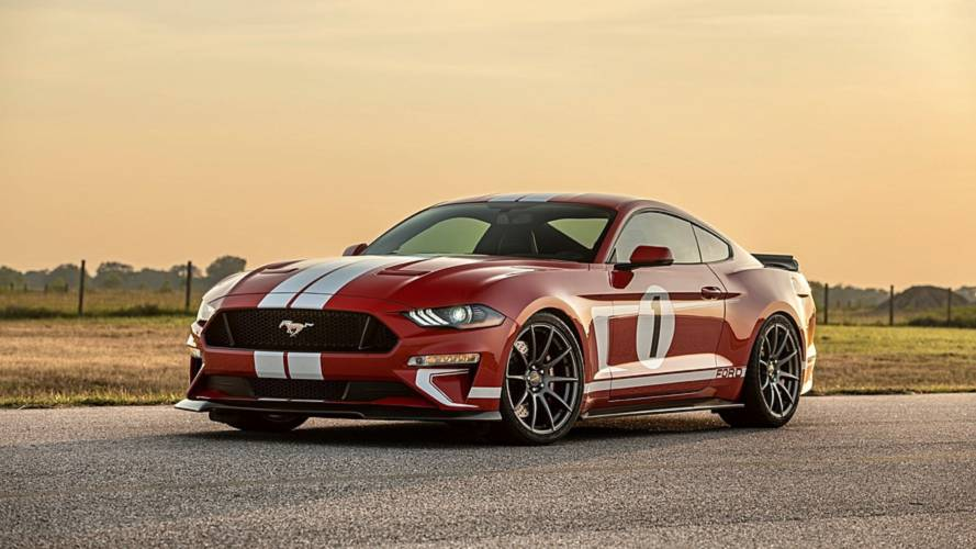 Hennessey Heritage Edition Mustang Combines 808 HP With GT Looks