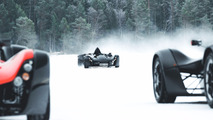 BAC Mono Ice Driving Experience