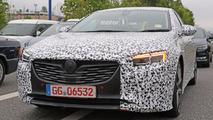 Olası Opel Insignia OPC casus fotoğrafları