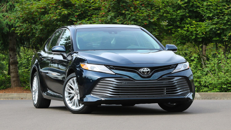 2018 Toyota Camry : First Drive