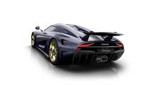 Christian von Koenigsegg'in Regera tasarımı