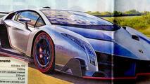 Lamborghini Veneno concept leaked, 1354, 03.03.2013