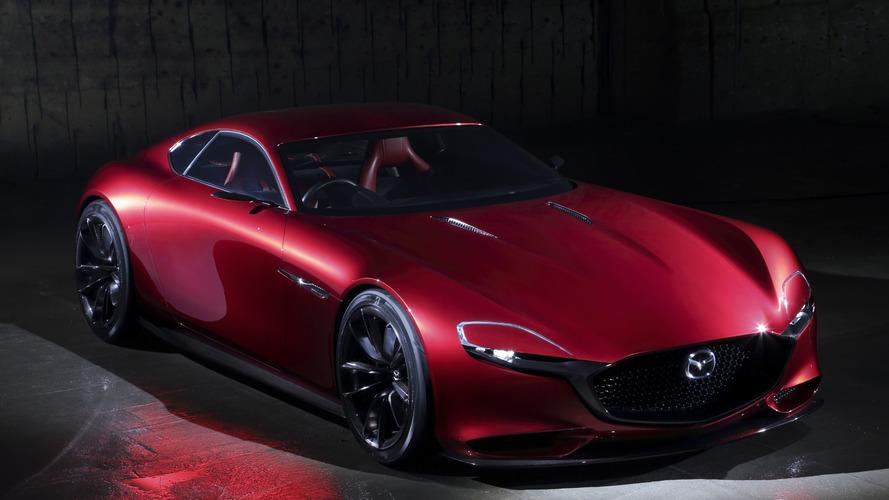 Mazda 3 - La première voiture à prendre les lignes du Concept RX-Vision