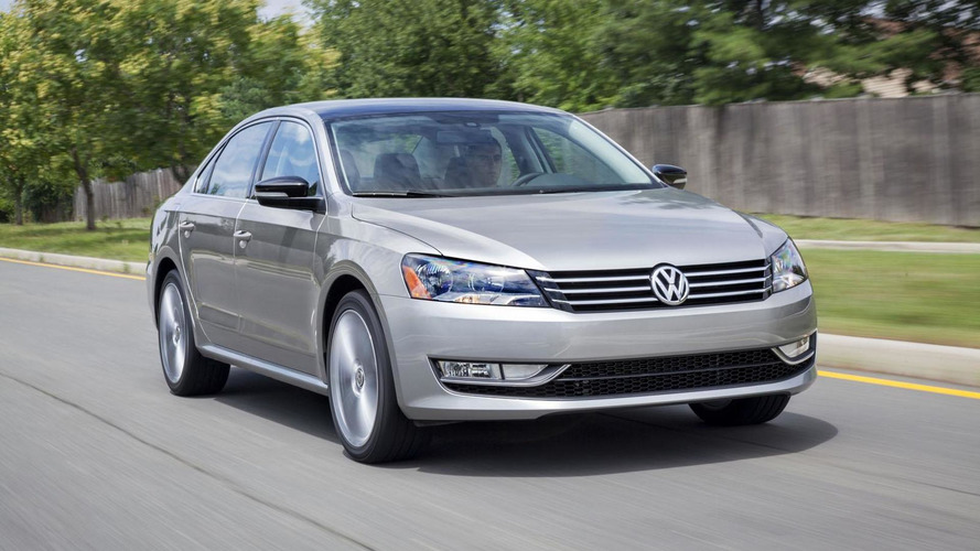 2016 Volkswagen Passat facelift coming this fall