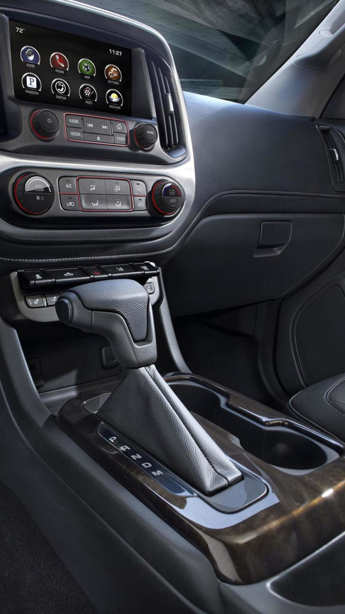 2015 GMC Canyon to feature innovative rear jump seats [video]
