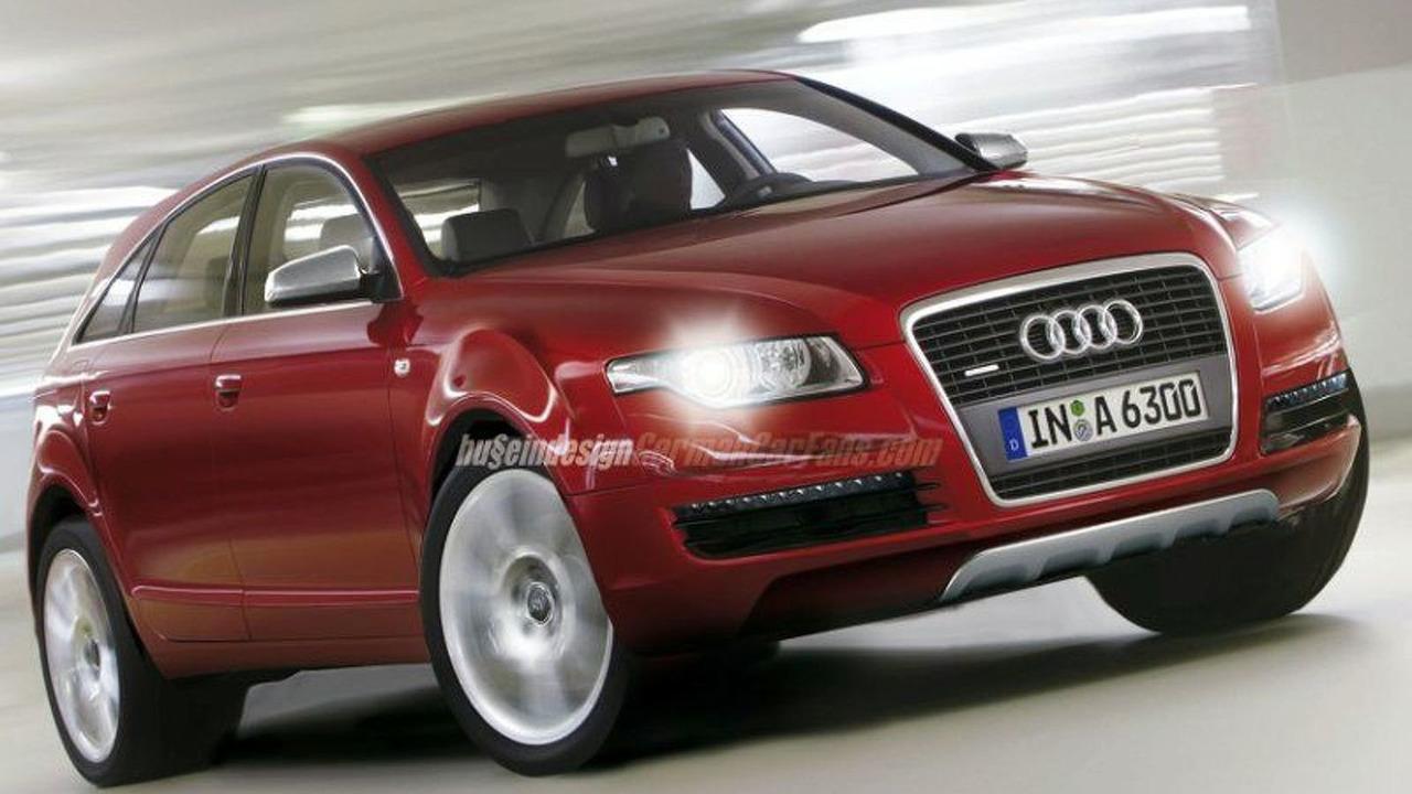 Artist Impression of Audi Q5
