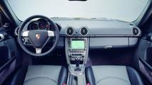 New Porsche Cayman Sports Coupe Interior
