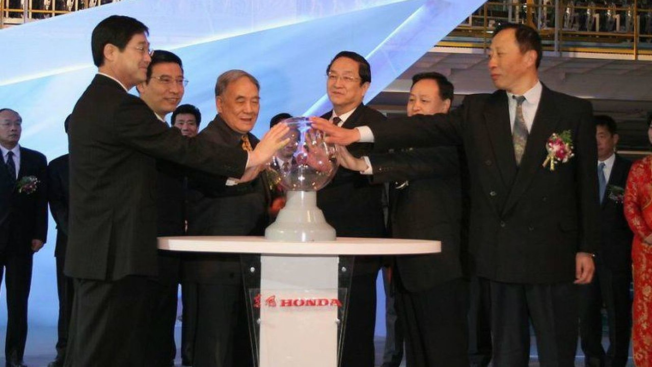 Dongfeng Honda Completes Auto Plant Expansion