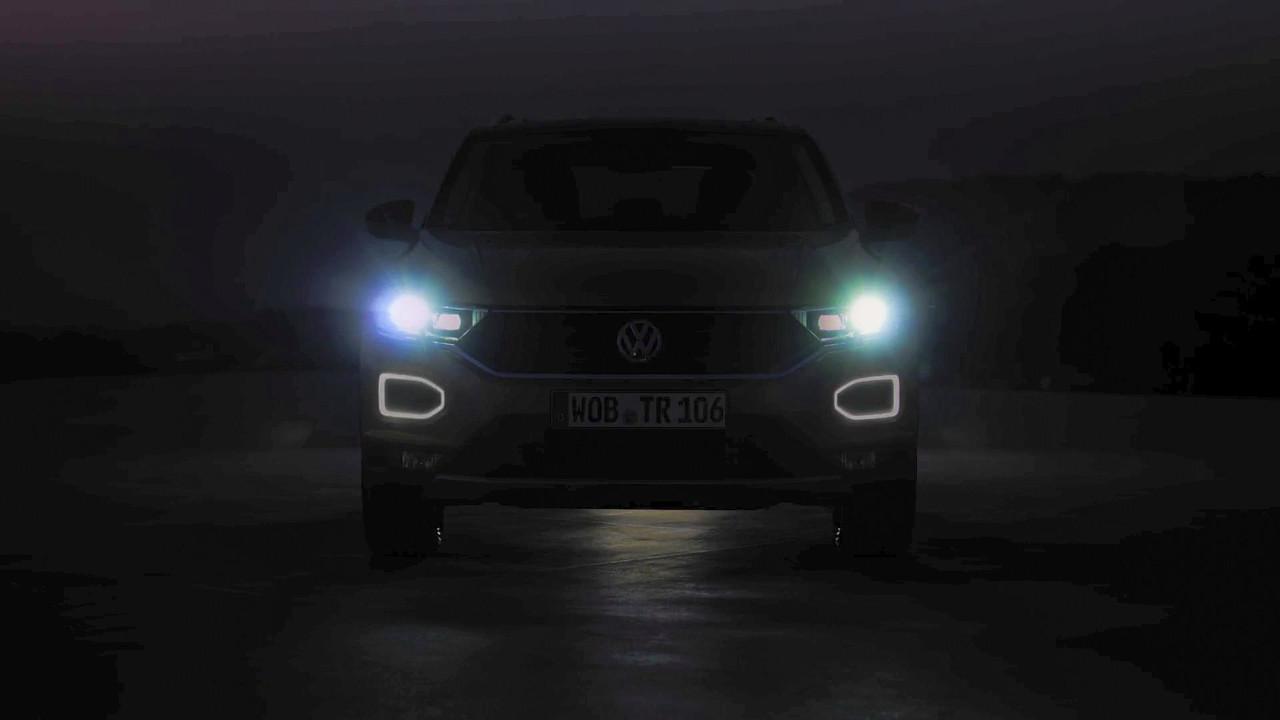 Volkswagen T-Roc - Teaser