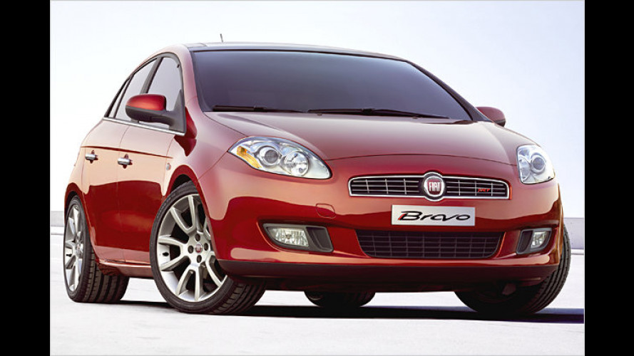 Ablösung mit Stilo: Der neue Fiat Bravo kommt 2007