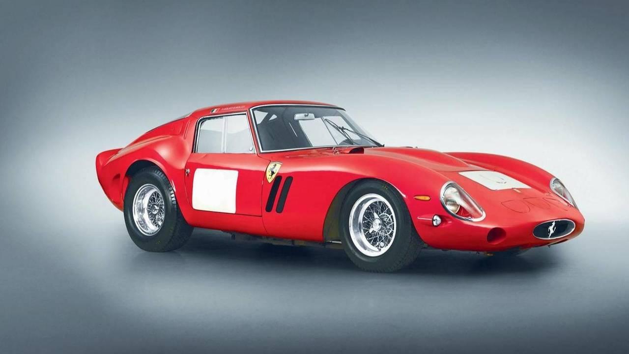 Ferrari 250 GTO (1962): 33.307.118 euros