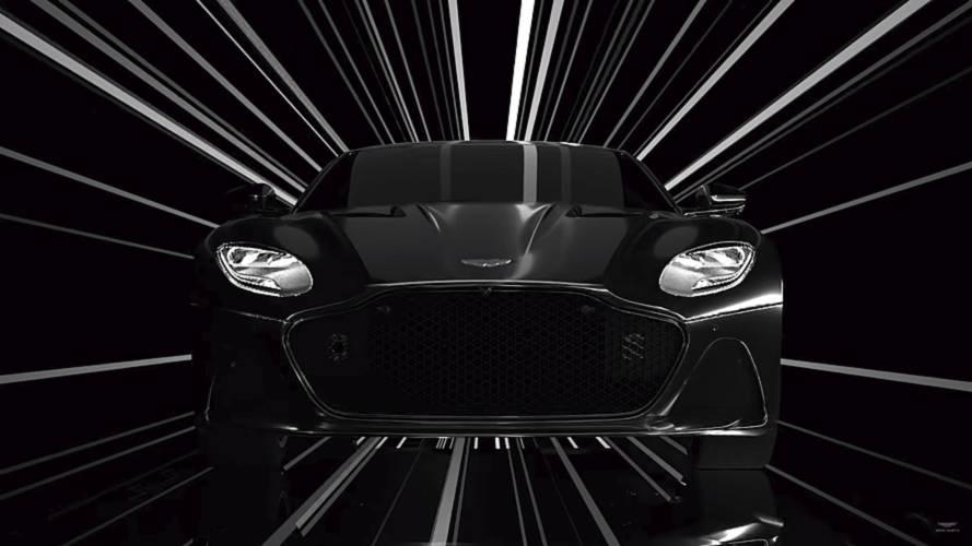 Aston Martin DBS Superleggera Makes An Artistic Film Bebut