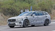 Volvo V60 R Spy Photos