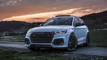 Audi SQ5 Glacier White Metallic by ABT