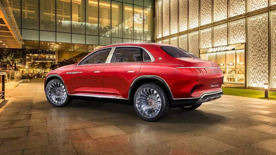 Mercedes-Maybach Ultimate Luxury, descubre todos sus secretos