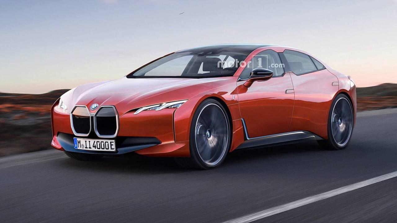 2020 BMW i4