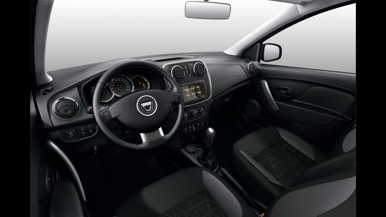 Novo Dacia Sandero é o carro mais barato do Reino Unido - Preço inicial equivale a R$ 19.721